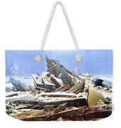 The Sea Of Ice Polar Sea Weekender Tote Bag