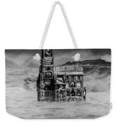 The Sea Of Remembrance Weekender Tote Bag