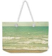 The Sea The Sea Weekender Tote Bag