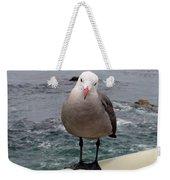 The Seagull 2 Weekender Tote Bag