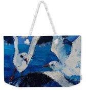 The Seagulls Weekender Tote Bag