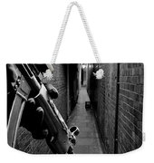 The Search Is On Weekender Tote Bag by Jasna Buncic