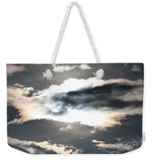 The Secret Sky Weekender Tote Bag
