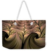 The Secret World Of Plants Abstract Weekender Tote Bag