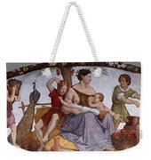 The Selling Of Joseph Weekender Tote Bag