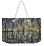 The Sentient Forest Weekender Tote Bag