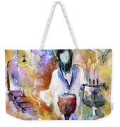 The Seven Sacrements Weekender Tote Bag
