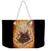 The Seven Spirits Series - The Spirit Of The Fear Of The Lord Weekender Tote Bag