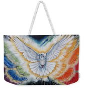 The Seven Spirits Series - The Spirit Of The Lord Weekender Tote Bag