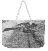 The Shadow Weekender Tote Bag