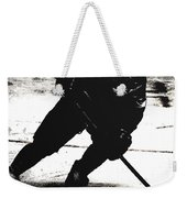 The Shadows Of Hockey Weekender Tote Bag