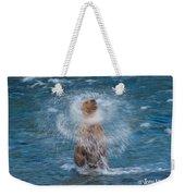 The Shake Weekender Tote Bag