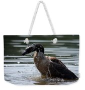 The Shake Off - Canadian Goose Weekender Tote Bag