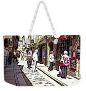 The Shambles York Weekender Tote Bag