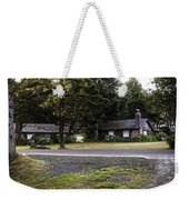 The Shamrock Logetts  Weekender Tote Bag