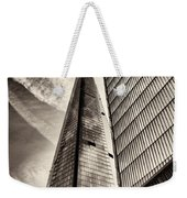 The Shard - The View Weekender Tote Bag