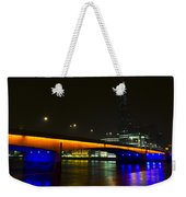 The Shard And London Bridge Weekender Tote Bag