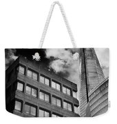 The Shard From Tooley Street Weekender Tote Bag
