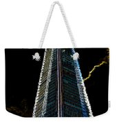 The Shard London Art Weekender Tote Bag