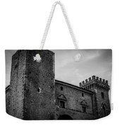 The Shattered Fortress Weekender Tote Bag