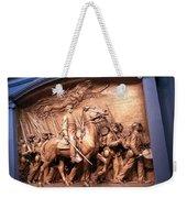 Saint Gaudens' The Shaw Memorial Weekender Tote Bag