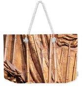 Saint Gaudens -- The Shaw Memorial's Left Side Weekender Tote Bag