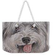 The Sheepdog Weekender Tote Bag