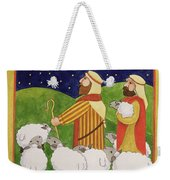 The Shepherds Weekender Tote Bag