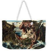 The Shipwreck Of Agrippina Weekender Tote Bag