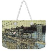 The Shootist Homage 1976 Unknown Photographer Parade Phoenix Arizona C.1880 Weekender Tote Bag
