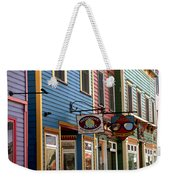 The Shops In Crested Butte Weekender Tote Bag