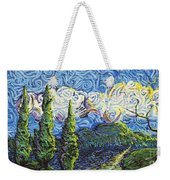 The Shores Of Dreams Weekender Tote Bag