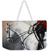 The Show Horse Stride Weekender Tote Bag