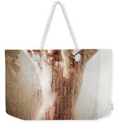 The Shower Weekender Tote Bag