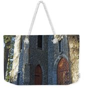 The Shrine Of St Therese Weekender Tote Bag