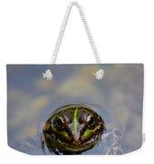 The Shy Frog Weekender Tote Bag