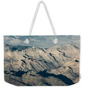The Sierra Nevadas Weekender Tote Bag