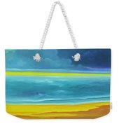 The Silent Sea Weekender Tote Bag