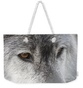 The Silver Gleam Weekender Tote Bag