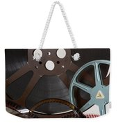 The Silver Screen Weekender Tote Bag