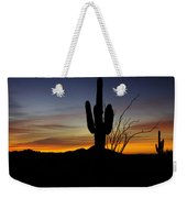 The Simple Beauty Of A Sunrise  Weekender Tote Bag