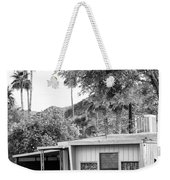 The Simple Life Bw Weekender Tote Bag