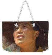 The Singing Boatman Weekender Tote Bag