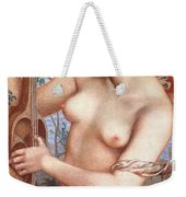The Siren Weekender Tote Bag
