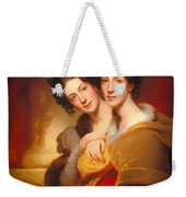 The Sisters Weekender Tote Bag