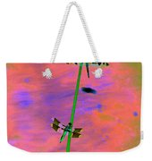 The Skimmer And The Whitetail Art #1 Weekender Tote Bag
