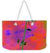 The Skimmer And The Whitetail Art #2 Weekender Tote Bag
