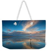 The Sky Whispered Weekender Tote Bag