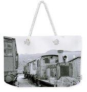 The Steam Train Weekender Tote Bag