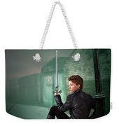 The Slayer Of The Dock Weekender Tote Bag